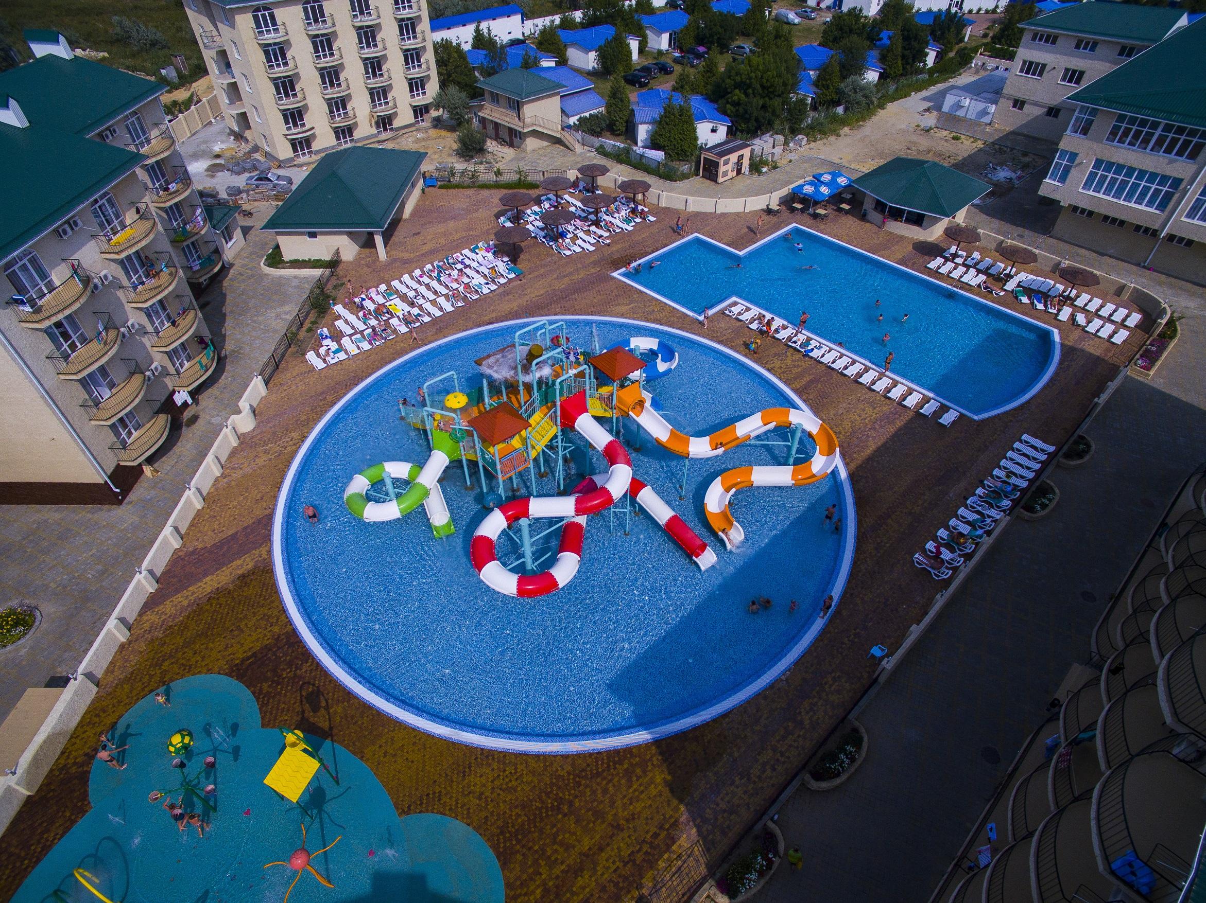 анапа отель фея 3 фото