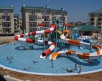 Детский аквапарк горки