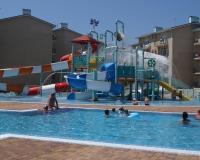 Бассейн-Детский аквапарк